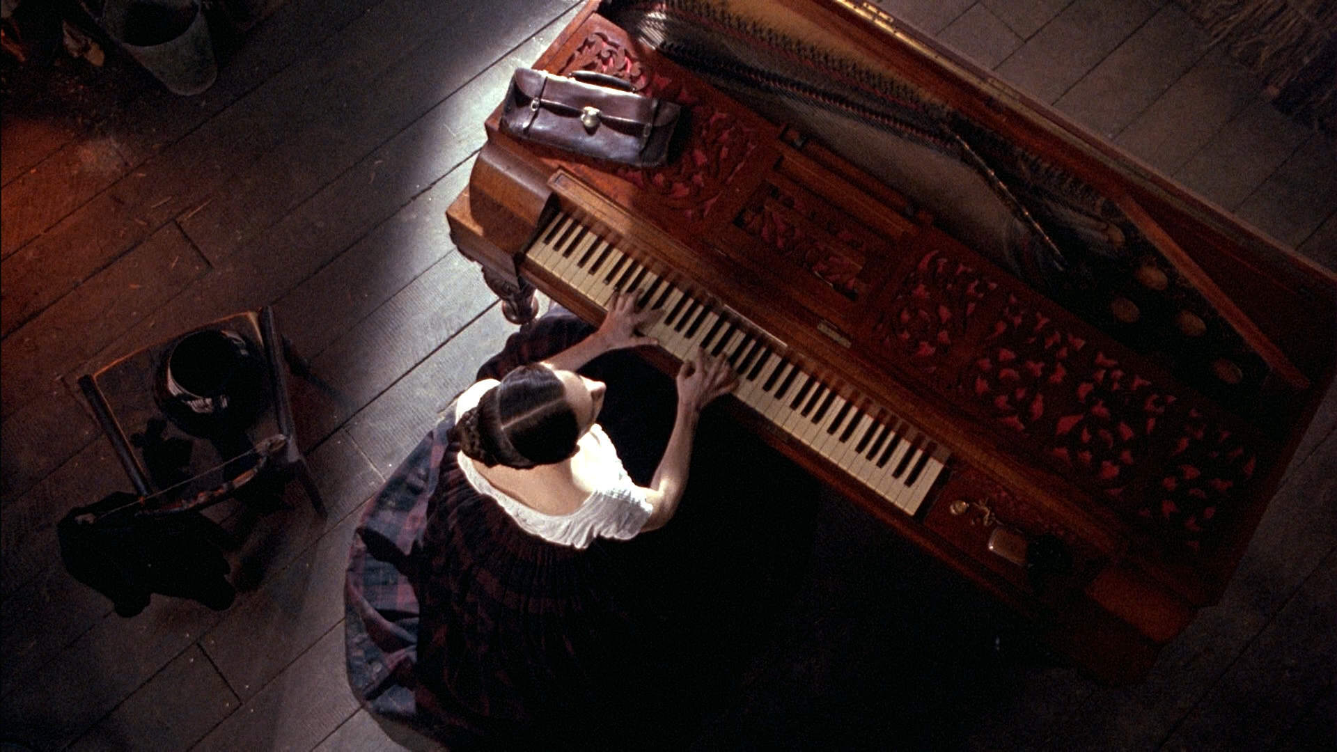 campions the piano and oppression The (un)speakable femininity in mainstream movies: jane campion's the piano bihlmeyer, jaime cinema journal, 44, number 2, winter 2005, pp 68-88 (article) published by university of texas press doi: 101353/cj20050004 for additional information about this article.