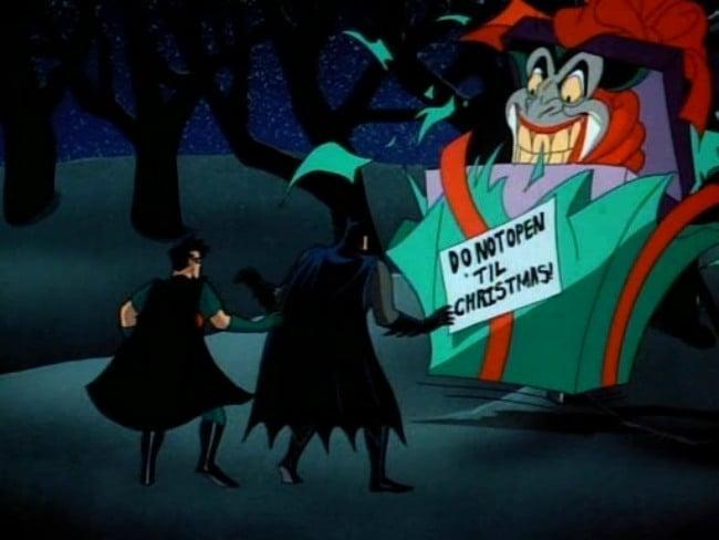 BATMAN: THE ANIMATED SERIES: CHRISTMAS WITH THE JOKER (1992)